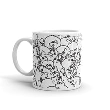 Load image into Gallery viewer, Rat Pattern Mug - SiberianLizard