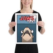 Load image into Gallery viewer, Jaws Ferret Poster