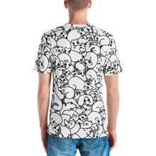 Load image into Gallery viewer, Rato Pattern T-shirt - SiberianLizard