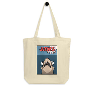 Jaws Ferret Eco Tote Bag