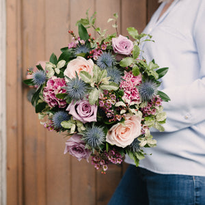 Bouquet Lila