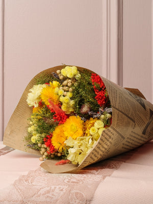 Bouquet Georgette