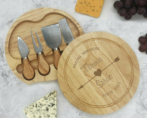 Making Memories Since - Cheese Board