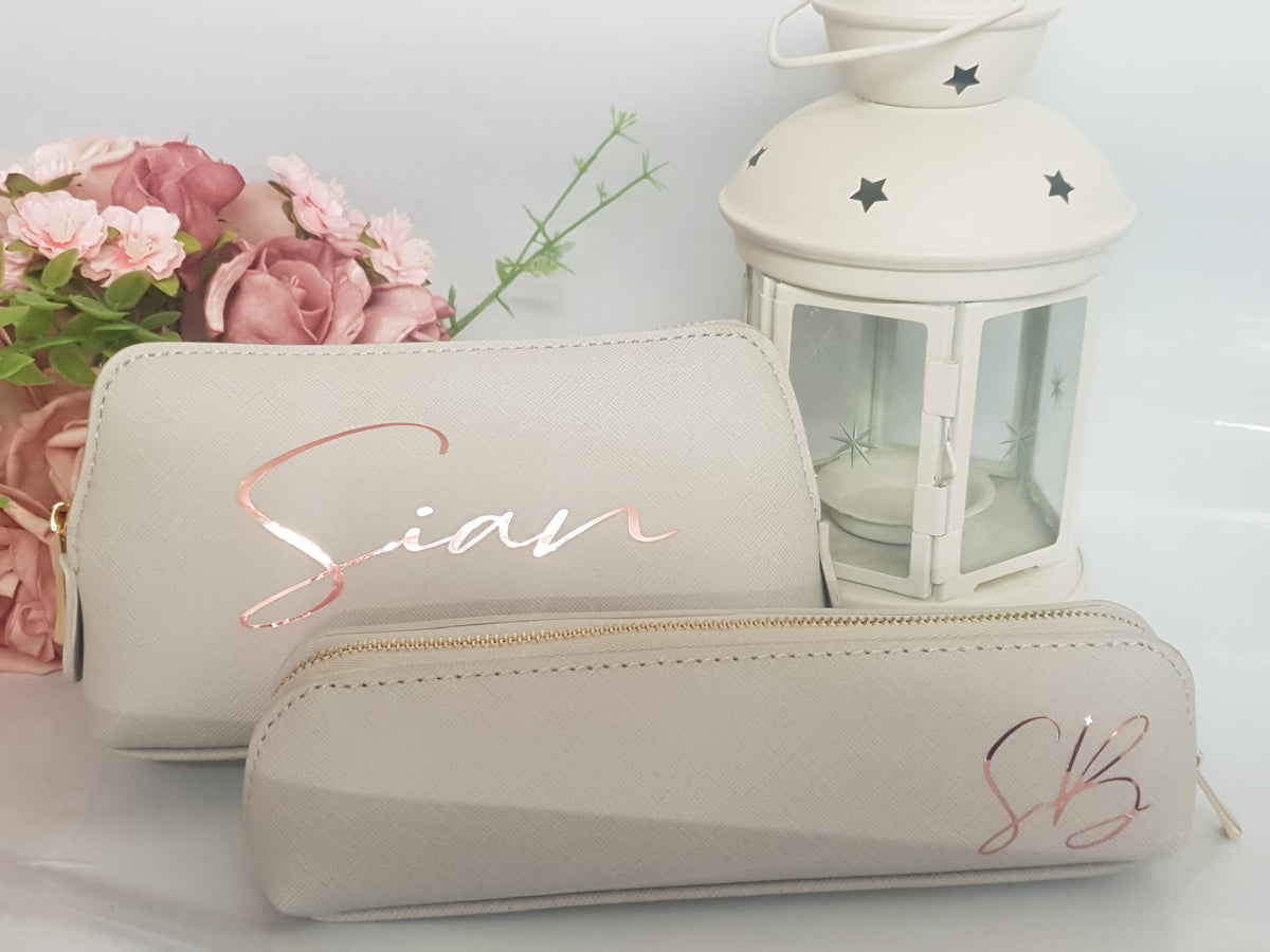 Boutique accessory case set freeshipping - BCV Personalised