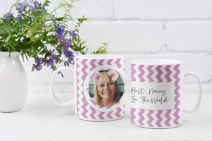Best Grandad/Nanny/Nan/Pops 11oz Mug - BCV Personalised