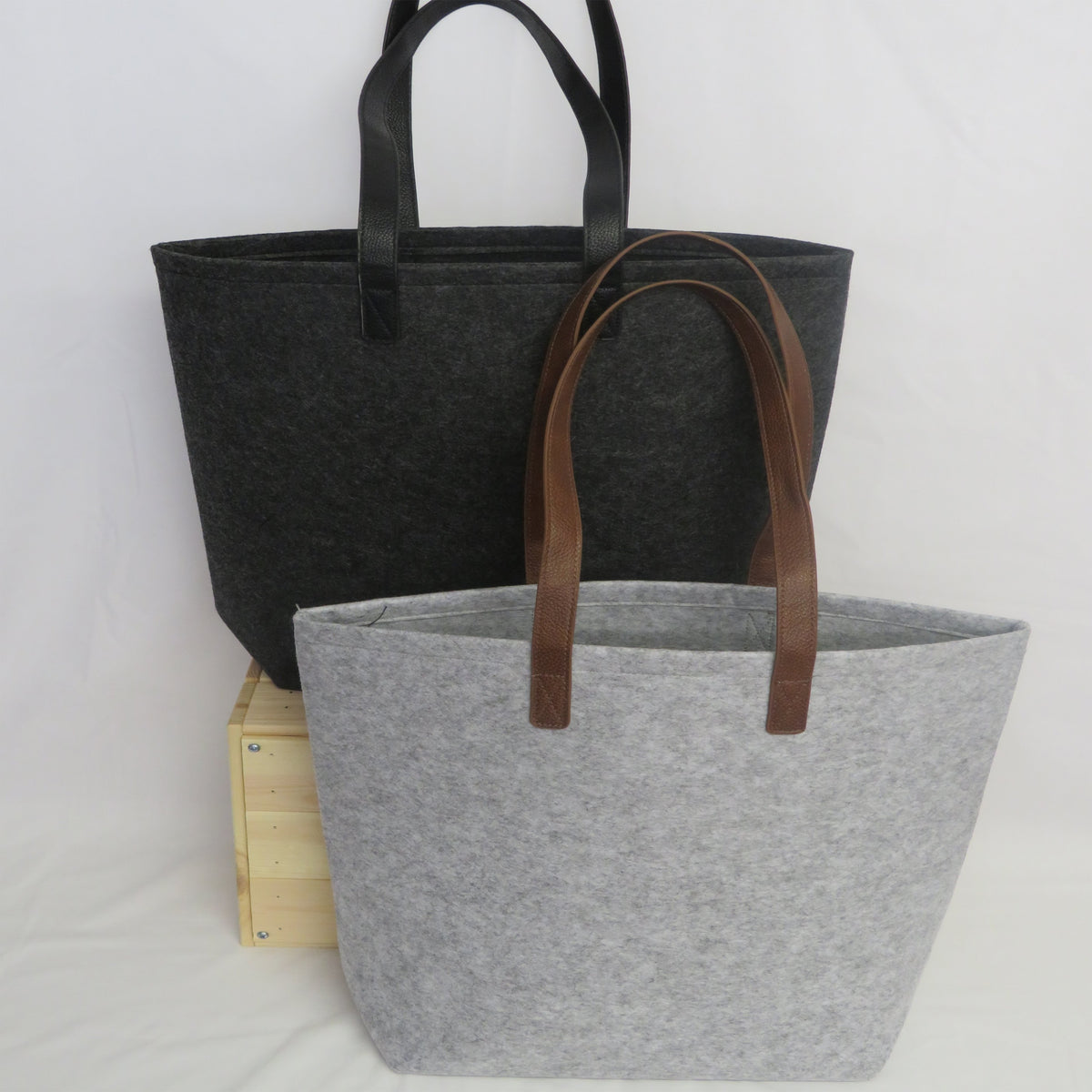 Felt Tote Shopper - BCV Personalised