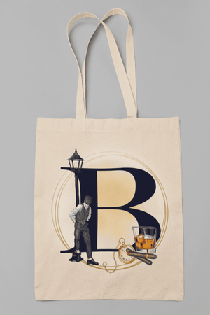 Gentleman Tote bag - BCV Personalised - Personalised Gifts