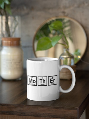 MoThEr Periodic Table of Elements 11oz Mug - BCV Personalised
