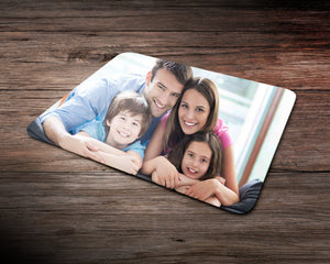 Personalised Photo Mouse Mat 22cm x 18cm - BCV Personalised
