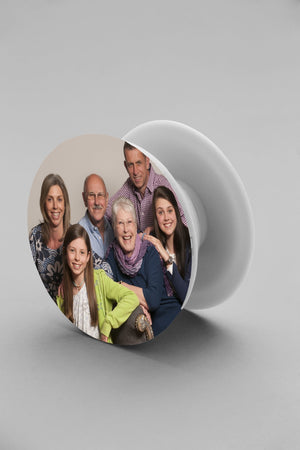 Personalised Photo Phone Grip - BCV Personalised