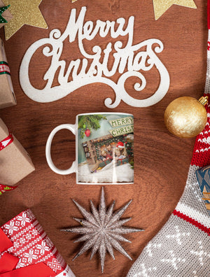 Personalised Santa Window Personal images - BCV Personalised