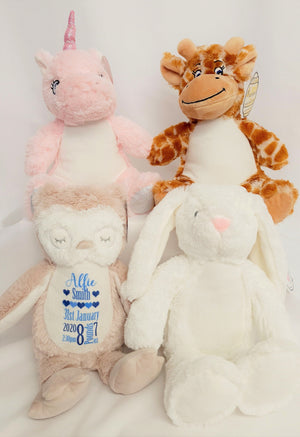 Printme personalised Teddies - BCV Personalised