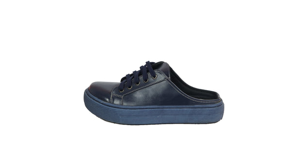MILLA HALF SHOES | NAVY