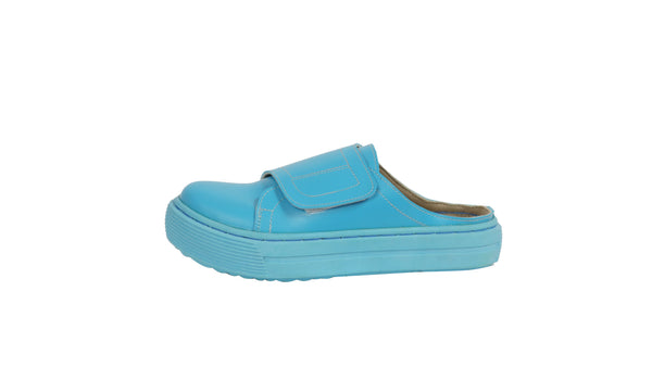 OLIVIA HALF SHOES | OCEAN BLUE
