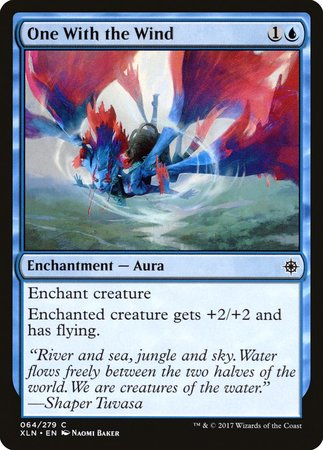 One With the Wind [Ixalan] | Gate City Games LLC