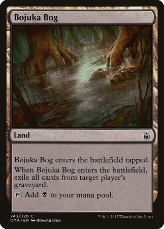 Bojuka Bog [Commander Anthology] | Gate City Games LLC
