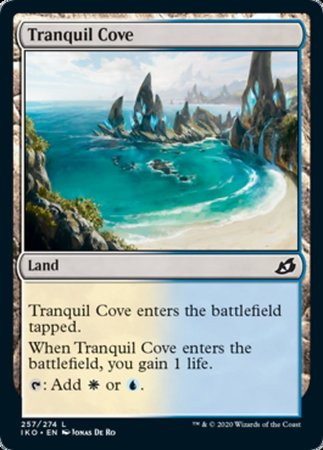 Tranquil Cove [Ikoria: Lair of Behemoths] | Gate City Games LLC