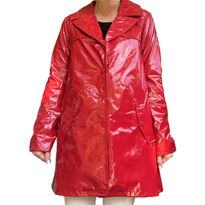 Vinyl Rain Slicker (bundle)