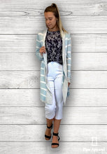 Load image into Gallery viewer, Stripe Open Cardigan (bundle)