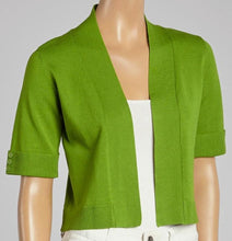 Load image into Gallery viewer, Shrug Cardigan Racing Green