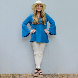 Bell Sleeved Tunic