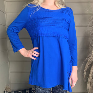 Lace Point Tunic  (bundle)