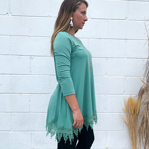 Lacey Essential Tunic