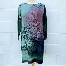 Load image into Gallery viewer, Forest Dress Petrol