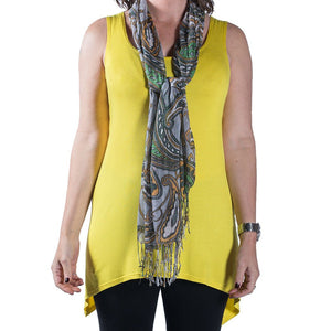 Sharkbite Tunic Tank