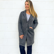 Load image into Gallery viewer, Two Button Fleece Blazer (bundle)