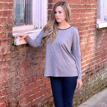 Load image into Gallery viewer, Dolman Slv Twist Back Tunic (bundle)
