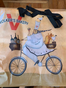 Volker's Bakery Re-Usable Shopping Bag