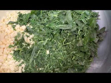 Load and play video in Gallery viewer, Volker's Bakery Utah - Asiago Basil Bread