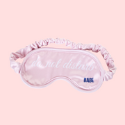 Do-Not-Disturb Sleep Mask