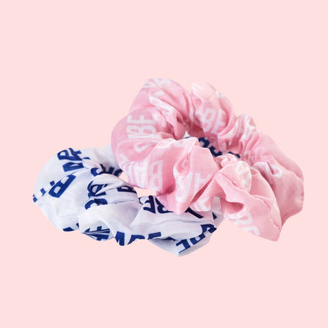 BABE Scrunchie Set