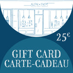 Load image into Gallery viewer, ALEX+SVET e-GIFT CARD / Carte Cadeau