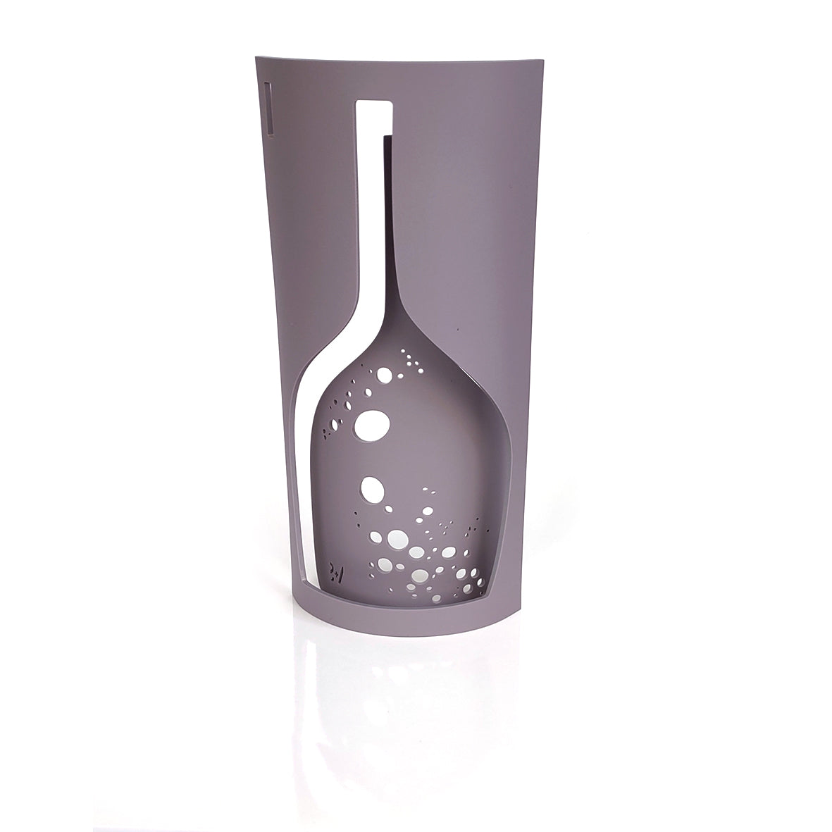 LAUSANNE°SOLO decorative object. 1 set - D03b- Aura Lavander
