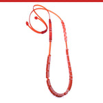 Load image into Gallery viewer, Domino long necklace in 10 colors