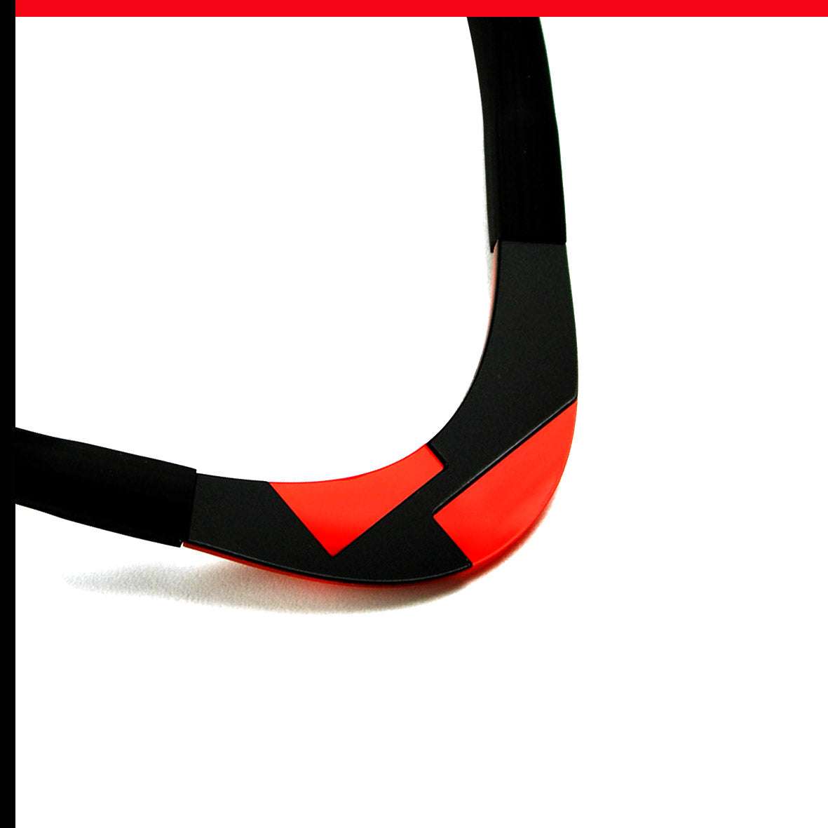 Solen choker Red and Black