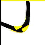 Charger l'image dans la galerie, Solen choker Yellow and Black