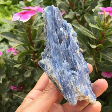 100g Blue Kyanite Quartz Stone - OhioGem