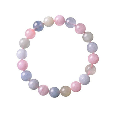 Morganite mini energy Bracelet | Ohiogem