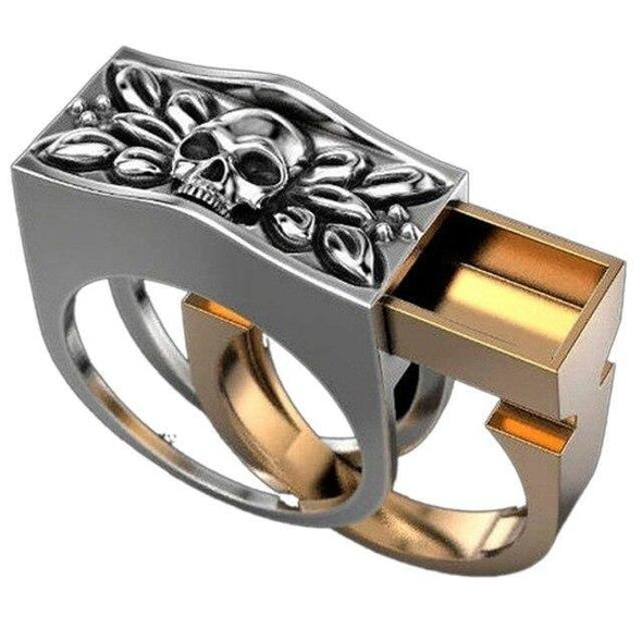 Secret Skull Ring - OhioGem