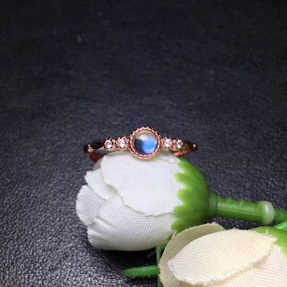 Moonstone Ring - OhioGem