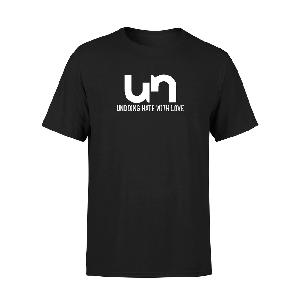 The Undoing Brandmark Tee - Solid Version 1