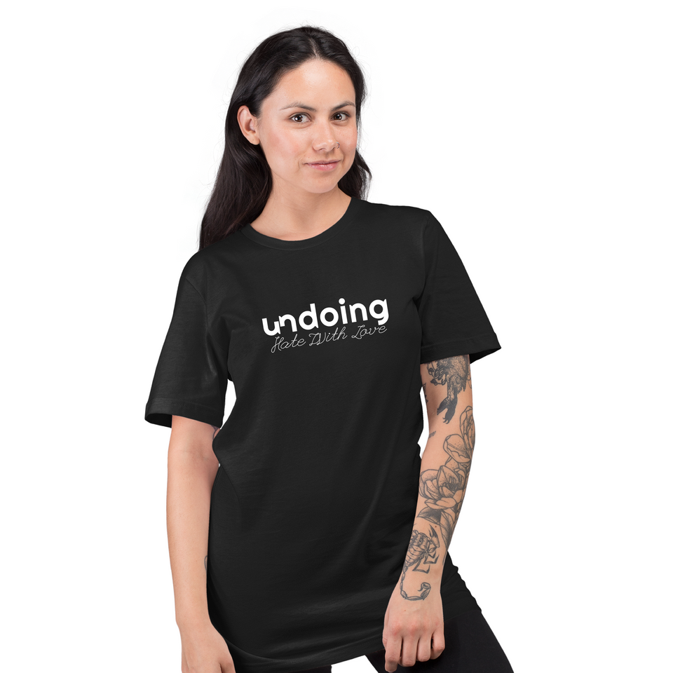 The Undoing Statement Tee - Solid Version 4