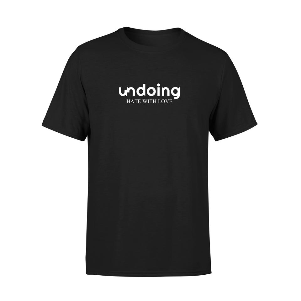 The Undoing Statement Tee - Solid Version 1