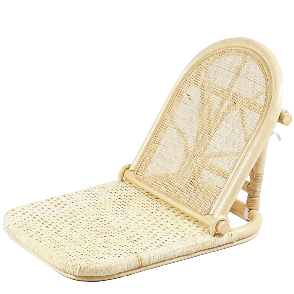 Rattan Beach Chair The Indah Lounger
