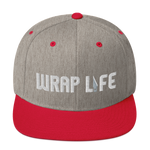 Wrap Life - Embroidered Snapback