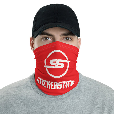 Sticker Status Face/Neck Mask
